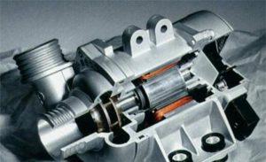 بی ایم ڈبلیو کے الیکٹرانک واٹر پمپ میں بہت سے فوائد ہیں اور وہ ایندھن کی بچت کرسکتے ہیں